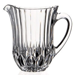 Adagio Collection Versatile Crystal Pitcher