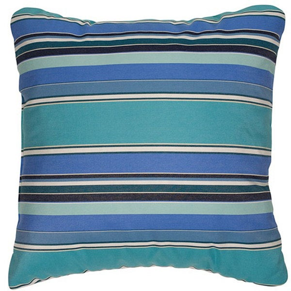 Shop Dolce Oasis 20 Inch Knife Edged Indoor Outdoor Pillows With