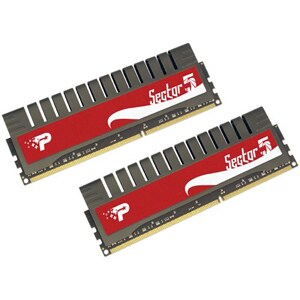 Patriot Memory Extreme Performance Sector 5 G Series DDR3 4GB (2x2GB)