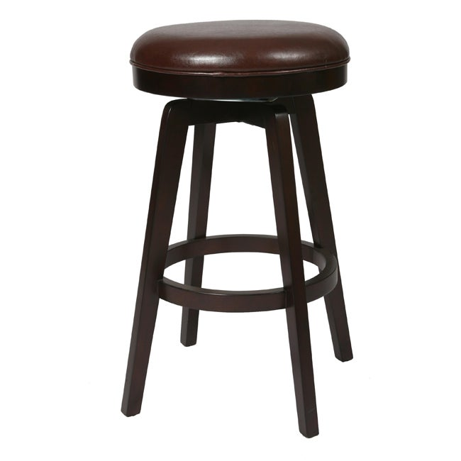 Royal Vista 26 Inch Backless Counter Stool Free Shipping