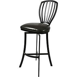 Tropez 26-inch Swivel Counter Stool - Thumbnail 0