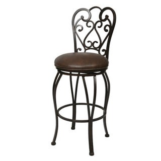 Magnolia 26 Inch Swivel Counter Stool Free Shipping