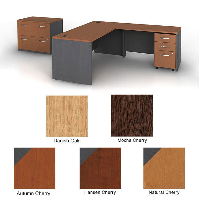 Workstation (Natural Cherry)