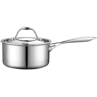 Cooks Standard 1.5-quart Multi-ply Clad Stainless Steel Saucepan