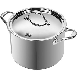 Cooks Standard 8-quart Multi-ply Clad Stainless Steel Stockpot