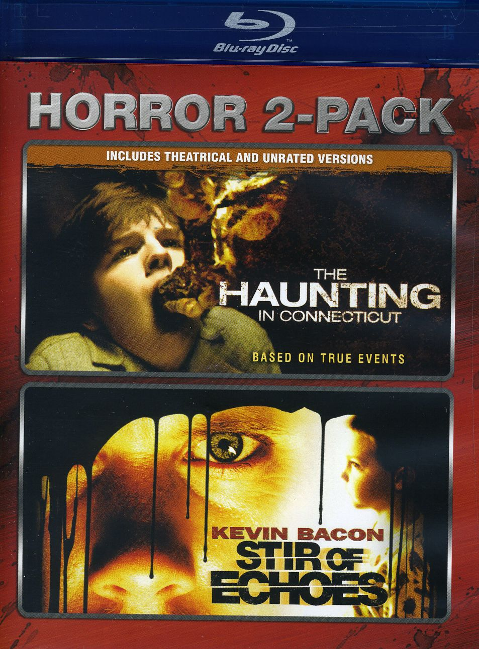 Haunting In Connecticut/Stir Of Echoes (Blu-ray Disc)