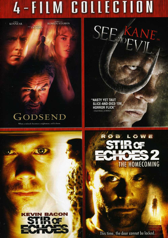 Godsend/See No Evil/Stir Of Echoes/Stir Of Echoes 2 (DVD)