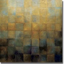 Wani Pasion 'Modra' Canvas Art