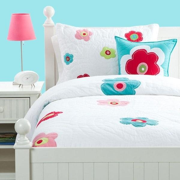 Sydney 3-piece Twin-size Quilt Set