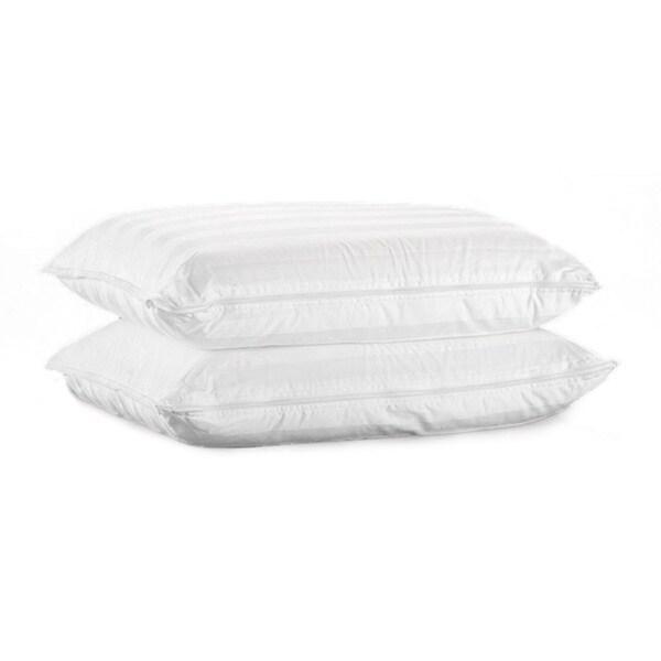 Comfort Memories Memory Foam/ Fiber Pillows (Set of 2)