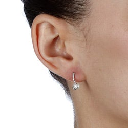 Kabella Sterling Silver Freshwater Pearl Earrings (5-6 mm)