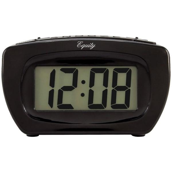 Equity by La Crosse LCD 31015 Super-loud Digital Alarm Clock