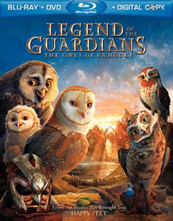 Legend Of The Guardians: The Owls Of Ga'Hoole (Blu-ray/DVD)