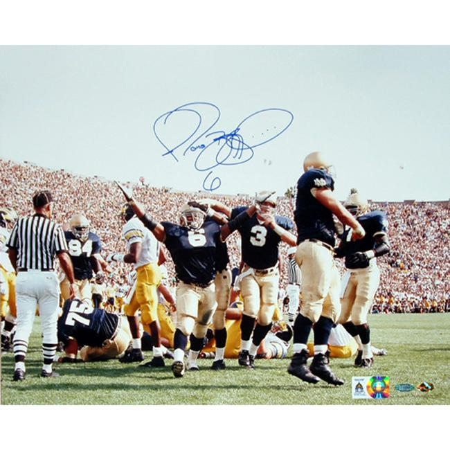 Steiner Sports Jerome Bettis Authentic Autographed Photo