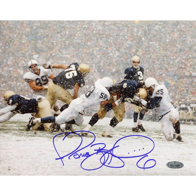 Steiner Sports Jerome Bettis Collector Autographed Photo