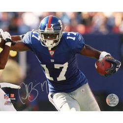 Steiner Sports New York Giants Plaxico Burress Autographed Photo