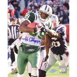 Steiner Sports New York Jets Jerricho Cotchery Autographed Photo