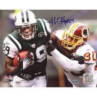 New York Jets Jerricho Cotchery Autographed Photo