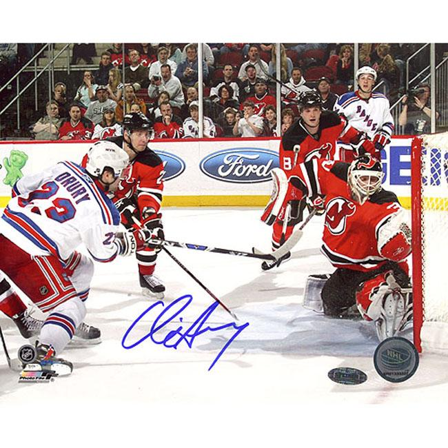 Steiner Sports Chris Drury Autographed Collectible Photo