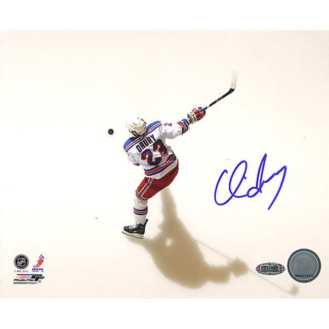 "Steiner Sports Chris Drury 10""x8"" Autographed Photo"
