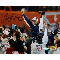 Steiner Sports Authentic Tony Dungy Autographed Photo