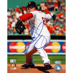 Steiner Sports Eric Gagne Autographed Photo - Thumbnail 0