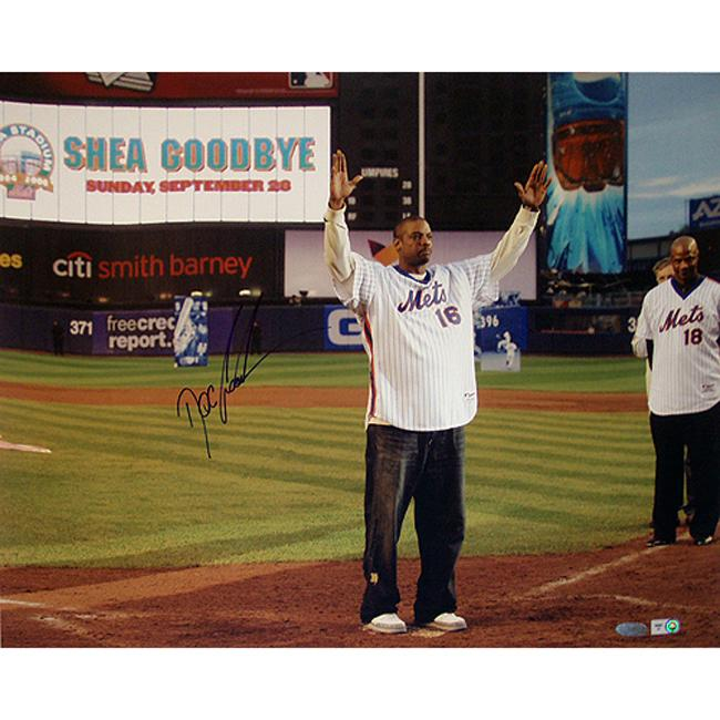 Steiner Sports New York Mets Dwight Gooden Autographed Photo