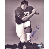 Steiner Sports Alabama Crimson Tide John Hannah Autographed Photo