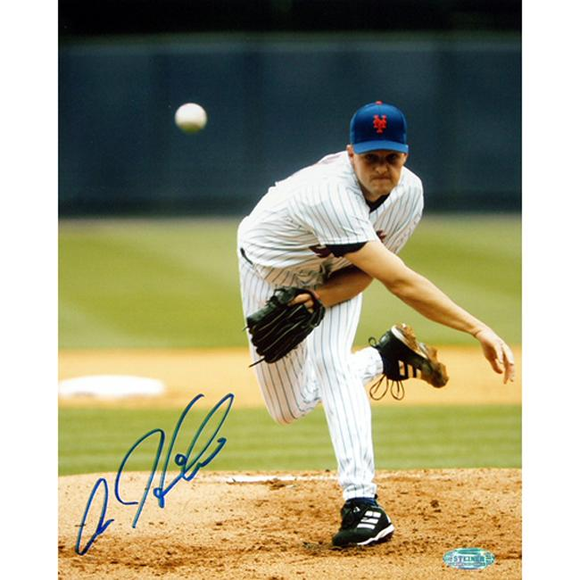Steiner Sports Aaron Heilman Autographed Photo