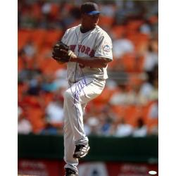New York Mets Jorge Julio Autographed Photo