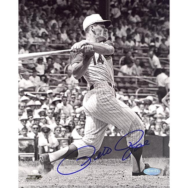 Steiner Sports Pete Rose Autographed Photo