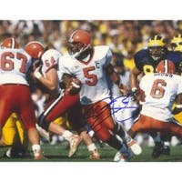 Steiner Sports Donovan McNabb Autographed Photo with Certificate of Authenticity