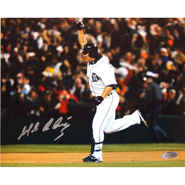 Steiner Sports Magglio Ordonez Autographed Photo with Certificate of Authenticity