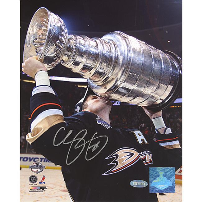Steiner Sports Chris Pronger with Stanley Cup Autographed Photo