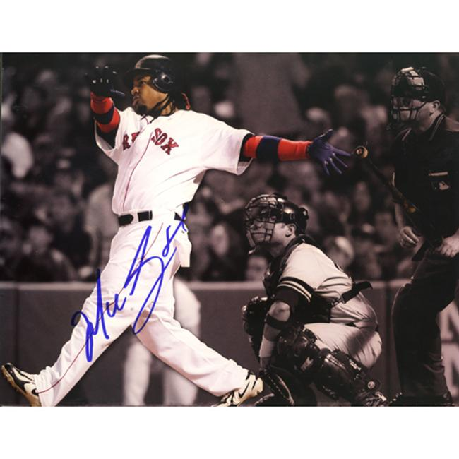 Steiner Sports Manny Ramirez Autographed Photo - Thumbnail 0