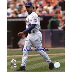 Steiner Sports Willie Randolph Autographed Photo