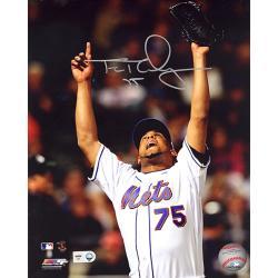Steiner Sports Francisco Rodriguez Autographed Photo