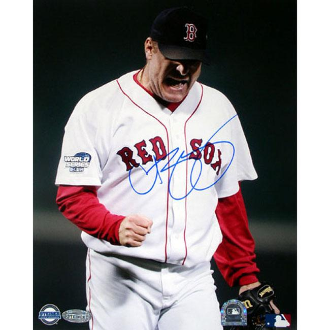 Steiner Sports Curt Schilling Autographed Photo - Thumbnail 0