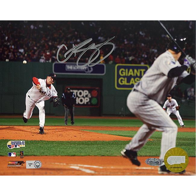 Genuine Steiner Sports Curt Schilling Autographed Photo - Thumbnail 0