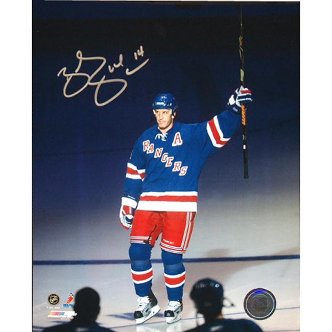 New York Rangers Brendan Shanahan Autographed Photo