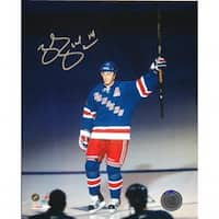 New York Rangers Brendan Shanahan Autographed Photo