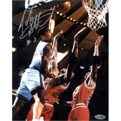 Steiner Sports John Starks Autographed Photo