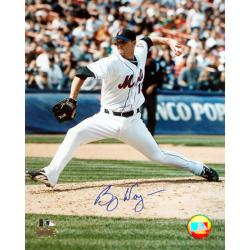 Steiner Sports Billy Wagner Autographed Collectible Photo - Thumbnail 0