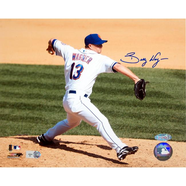 Steiner Sports Billy Wagner Autographed Photo
