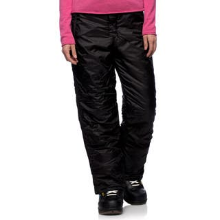 Sledmate Women's Black Snow Pants|https://ak1.ostkcdn.com/images/products/5497610/P13281597.jpg?impolicy=medium
