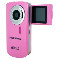 Bell + Howell Take 1 Video Camera with Flip - Thumbnail 1