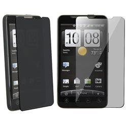 Swivel Holster/ Privacy Screen Filter for HTC EVO 4G
