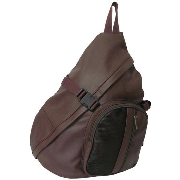 Amerileather Leather Body Sling Bag