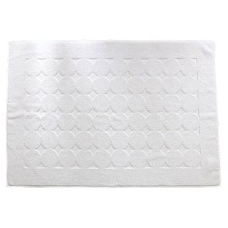 Authentic Hotel and Spa Turkish Cotton Bath Mat (Set of 2)
