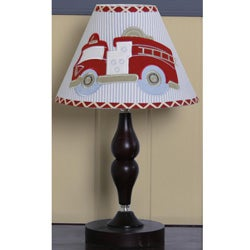 Geenny Fire Truck Lamp Shade